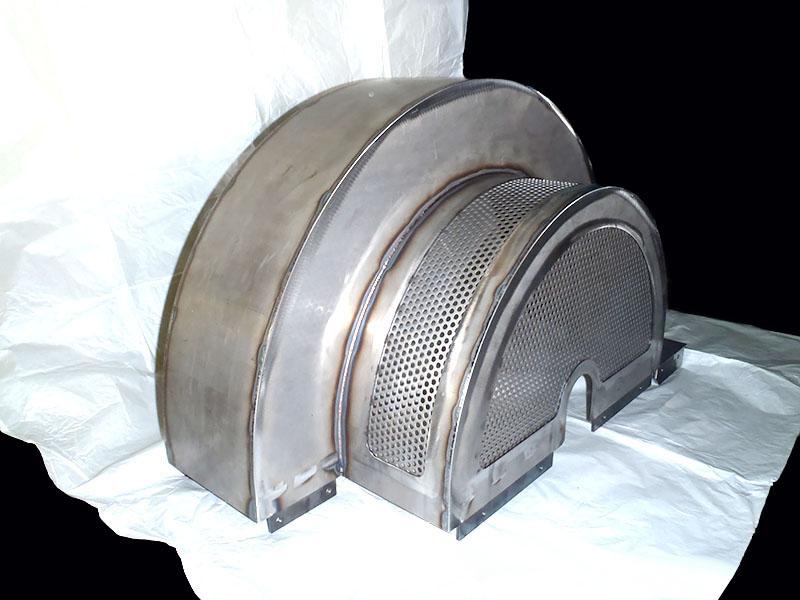 SS2.3t 産業機械 カバー